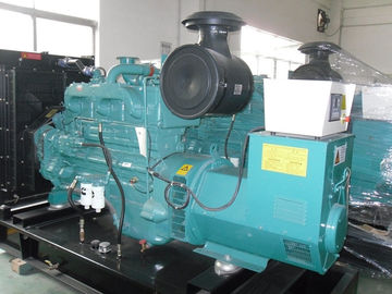 250kva diesel engine cummins soundproof 200kw generator