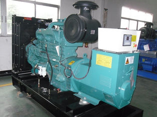 Cummins Soundproof 200kw Diesel Generator , Industrial Power Generators ISO9001